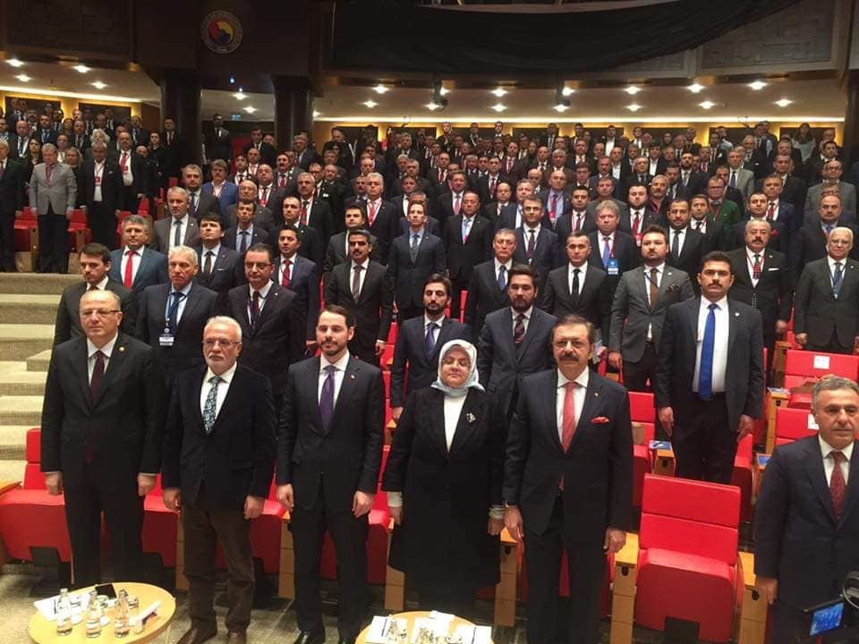İSTİHDAM 2019 SEFERBERLİĞİ VE 9. SEKTÖREL EKONOMİ ŞURASI